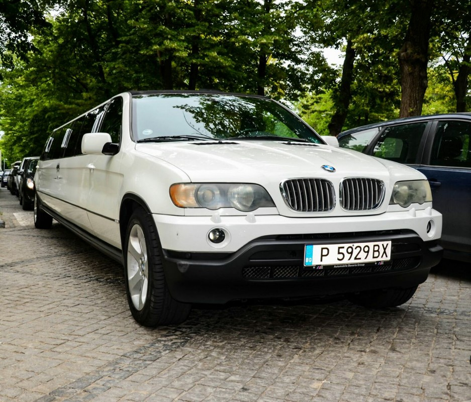 2015 Bmw X5 Transmission: Limo Party Non Stop Bucharest